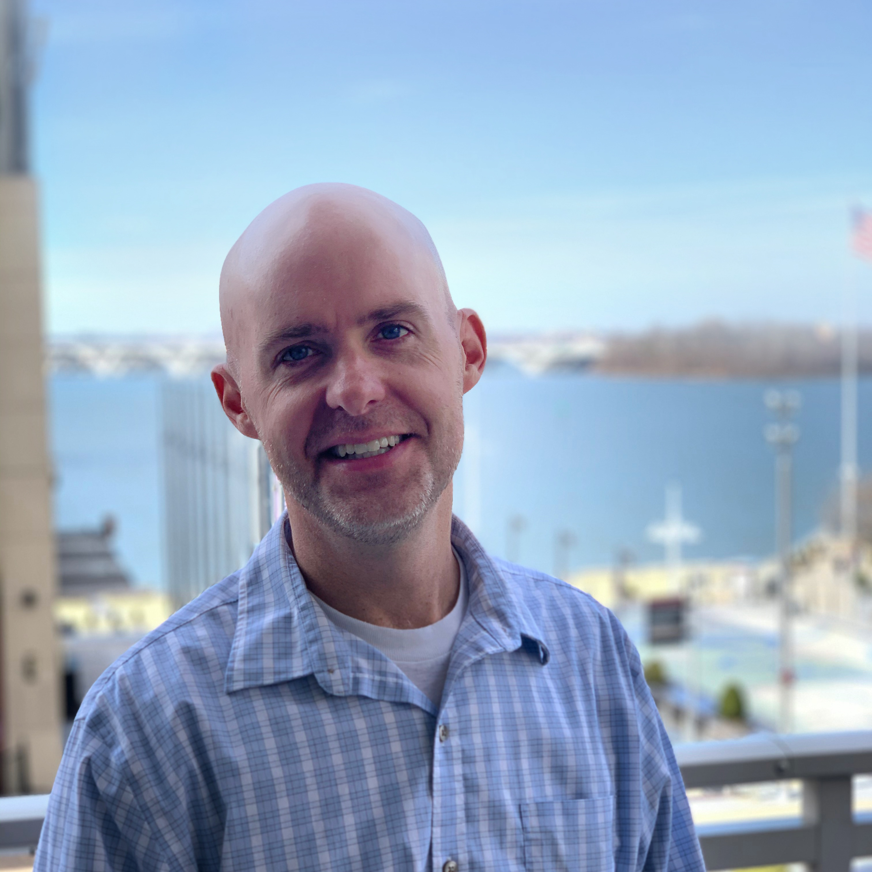 Justin Hill : VP Client Services